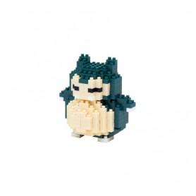 Mini series NANOBLOCK // Pokemon Ronflex