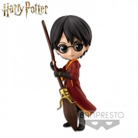 HARRY POTTER - FIGURINE Q POSKET HARRY POTTER QUIDDITCH STYLE