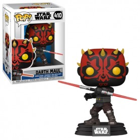 Figurine POP Star Wars Clone Wars Darth Maul