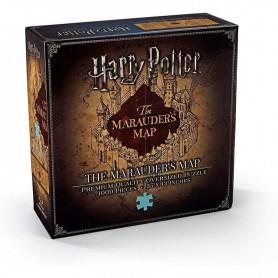 HARRY POTTER - Puzzle 1000 pièces - Carte du Maraudeur - City Geek