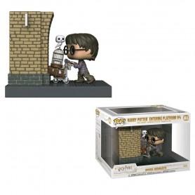 Harry Potter : voie 9 ¾ Figurine - Film - 10 cm