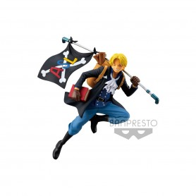 ONE PIECE : FIGURINE SABO - Banpresto - 19CM