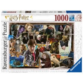 Harry Potter contre Voldemort - RAVENSBURGER - 1000PCS