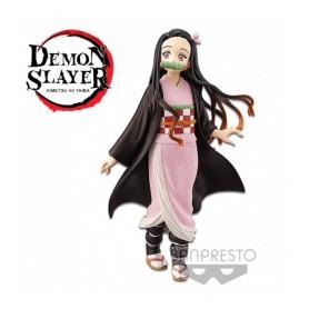 DEMON SLAYER - Figurine NEZUKO KAMADO - BANPRESTO - 15CM