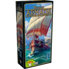 7 Wonders Nouvelle Édition - ARMADA EXTENSION