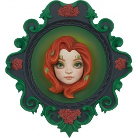 DC Comics décoration murale Poison Ivy 38 cm