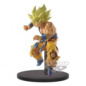 Dragonball Super statuette PVC Son Goku Fes Super Saiyan Son Goku 15 cm