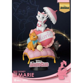 Disney Classic Animation Series diorama PVC D-Stage Marie 15 cm