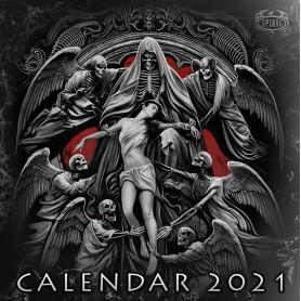 Spiral calendrier 2021 *ANGLAIS*
