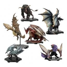 Monster Hunter assortiment trading figures 10 - 15 cm CFB MH Standard Model Plus Vol. 18 (6)