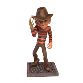 Nightmare On Elm Street figurine Terrorz Freddy Krueger 18 cm