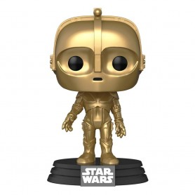 Star Wars Concept POP! Star Wars Vinyl Figurine C-3PO 9 cm