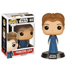 Star Wars Episode VII POP! Vinyl Bobble Head Princess Leia 9 cm