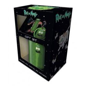Rick et Morty coffret cadeau Pickle Rick