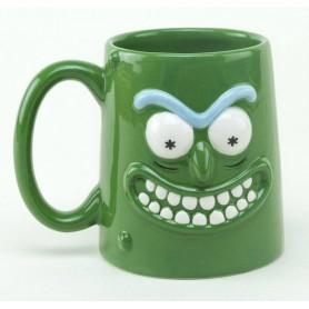 Rick et Morty mug 3D Pickle Rick