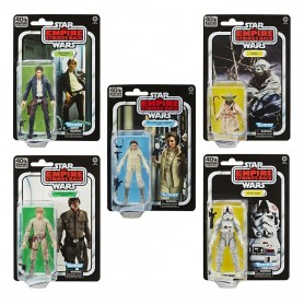 Star Wars Episode V Black Series 40th Anniversary 2020 Wave 1 assortiment figurines 15 cm (5)