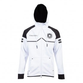 Star Wars veste à capuche Storm Trooper (L)