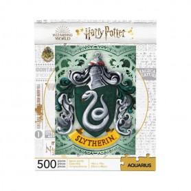 Harry Potter puzzle Serpentard (500 pièces)