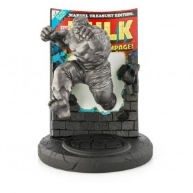 Marvel statuette Pewter Collectible Hulk Satin Finish Limited Edition 22 cm