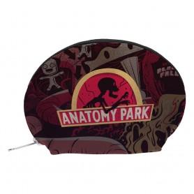 Rick & Morty porte-monnaie Anatomy Park