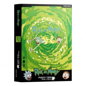 DC Comics Puzzle Portal (1000 pièces )