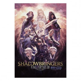 Final Fantasy XIV: Shadowbringers puzzle Nightfall (1000 pièces)
