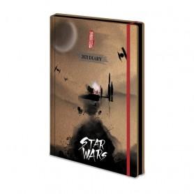 Star Wars journal Japanese 2021