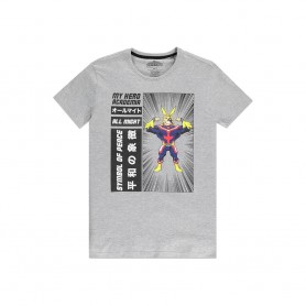 My Hero Academia T-Shirt Symbol of Peace (L)