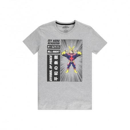 My Hero Academia T-Shirt Symbol of Peace (L)
