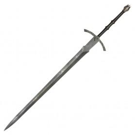 Le Seigneur des Anneaux réplique 1/1 épée Roi-sorcier d'Angmar 139 cm