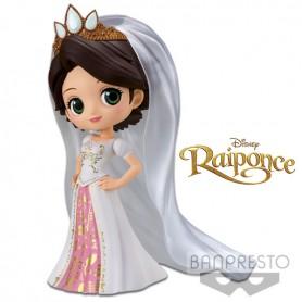 Disney Q Posket Raiponce Dreamy Style Ver A 14cm