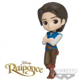 Disney Q Posket Petit Flynn Rider 7cm