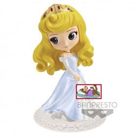 Disney Q Posket Dreamy Style Princess Aurora Ver B 14cm