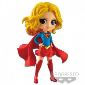 DC COMICS - Q Posket - Supergirl - 14CM
