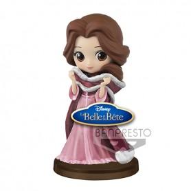 Disney Q Posket Petit Story Of Belle Ver C Belle Snow 7cm