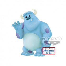 Disney Fluffy Puffy Monstres et Cie Sully 5cm