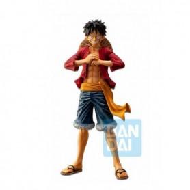 One Piece Ichibansho Bonds Of Brothers Monkey D Luffy 28cm