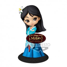 Disney Q Posket Mulan Royal Style Ver A 14cm