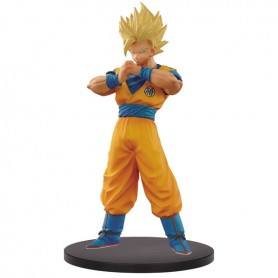 DRAGON BALL Z -  Son Goku Super Saiyan 2 - 18CM