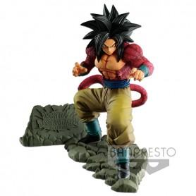 DRAGON BALL Z - Goku Saiyan 4 - Doken Battle - BANPRESTO -16,5cm