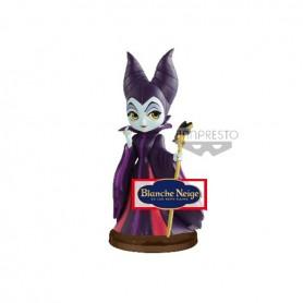 Disney Q Posket Petit Villain II Blanche Neige Malefice 7cm