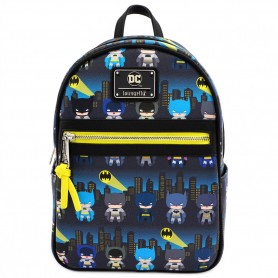 DC Loungefly Mini Sac A Dos Batman Pop Design