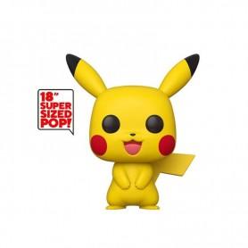 Pop! Pikachu Super Sized Edition Limitée [353] - FUNKO - 25CM