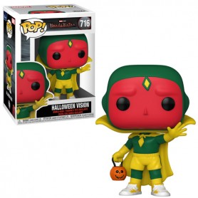 Marvel Pop - Wandavision - Vision Halloween - 9CM