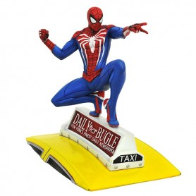 Marvel Gallery - Spider-Man Video Game - Spider Taxi - 23CM