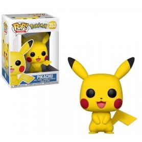 Pokemon Pop - Pikachu - Pop FUNKO Édition [353] - 10CM