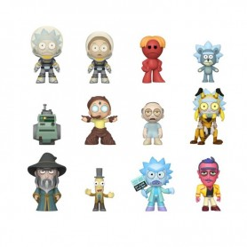Rick & Morty Mystery Minis Serie 2 - 1POP Au Hasard