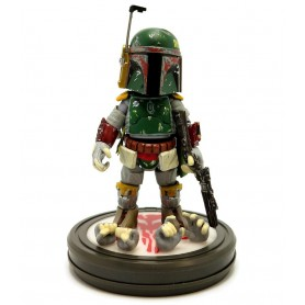 STAR WARS - HYBRID METAL FIGURE - BOBA FETT - 15CM