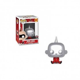 Disney Incredibles 2 - Jack Jack Metallic Exclusivité - 10CM