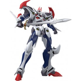 Hyper Combat Unit Dangaioh figurine Moderoid Plastic Model Kit Dangaioh 18 cm